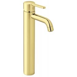 Damixa Silhouet håndvaskarmatur, large, u/bundventil - Messing