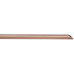 Kobberrør 10 - 1,0 MM