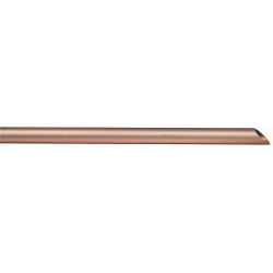Kobberrør 15 - 1,0 MM
