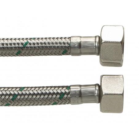 Tilslutningsslange 3/8 - 1/2 - 400 mm