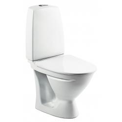 Tidssvarende Køb Ifø Sign 6832 toilet kort model - m/P-lås & Clean glasur UC-93