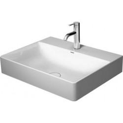 Duravit DuraSquare vask til møbel 60 X 47 cm, hvid