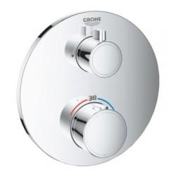 Grohe grohtherm termostarmatur til Smartbox med indbygget kontraventil