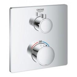 Grohe grohtherm termostatarmatur til Smartbox med integreret omskifter