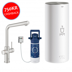 GROHE RED II DUO KEDEL L cashback