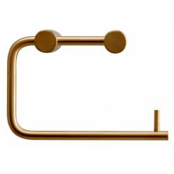 Primy Steel toiletpapirholde - Messing/sand