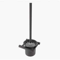 Primy Steel Toiletbørste - m/vægholder - Scrap