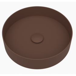 Primy Steel Rare R håndvask - Rust