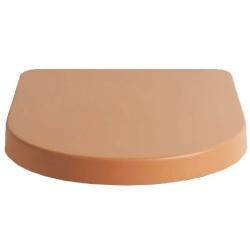 Lavabo File 2.0 Toiletsæde med soft close - Terracotta