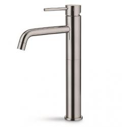 Cassøe Newform XT høj håndvaskarmatur u/bundventil - Bøstet krom