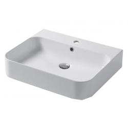 Cassøe Slim 60 håndvask m/hanehul & overløb