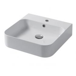 Cassøe Slim 48 håndvask m/hanehul & overløb