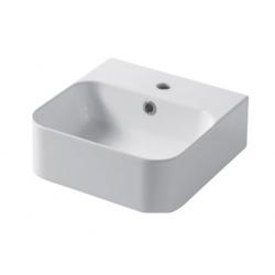 Cassøe Slim 35 håndvask m/hanehul & overløb
