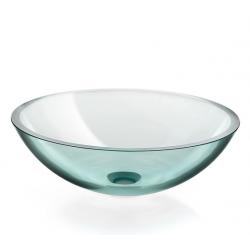 Cassøe Lineabeta Acquaio bowlevask Ø42,5 x 10 cm - Klar glas