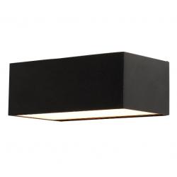 Cassøe Liri LED lamper - 13W, IP54 - Sort