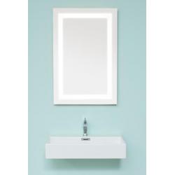 Cassøe Light frame LED spejl, vendbar - 120 x 90 cm
