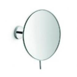 Cassøe Væghængt kosmetikspejl med 3xforstørrelse - Ø19 cm