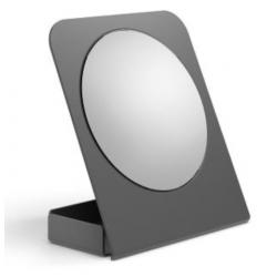 Cassøe kosmetikspejl til bord med 5xforstørrelse - Sort