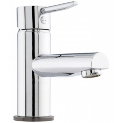 Brahms håndvaskarmatur i rustfrit stål - blyfri