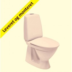 Ifø Sign toilet inkl. sæde...