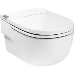 Roca Meridian in-tank væghængt toilet - VVS nr.: 612051100