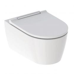 Geberit one væghæng toilet til indbygningscisterne - vvs nr.: 612981300