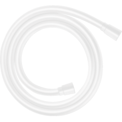 Hansgrohe Isiflex bruserslange i mat hvid - vvs nr.: 738196000