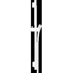 Hansgrohe Unica bruserstang i mat hvid - vvs nr.: 737745200