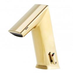 Cassøe Conti GM10 berøringsfrit håndvaskarmatur - Blank messing