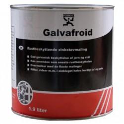 Forskellige Køb GALVAFROID ZINK MALING 1,9L - Vare nr: 881892910 WW08