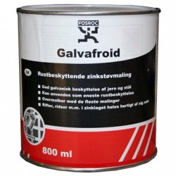 GALVAFROID ZINK MALING 800 ML