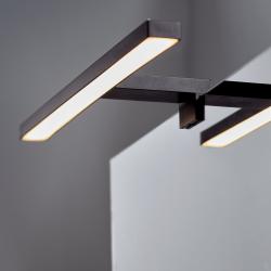 Cassøe LED lampe til spejl,...