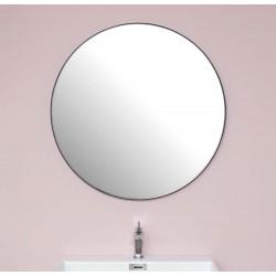 Cassøe rundt spejl med sort...