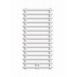 Håndklæderadiator Purmo Leros 600 x 1224 mm Hvid