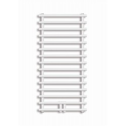 Håndklæderadiator Purmo Leros 600 x 1812 Hvid