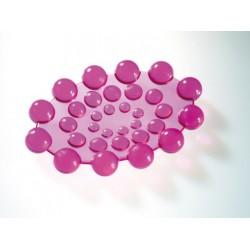 Hefe Spot sæbeholder - pink