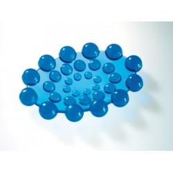 Hefe Spot sæbeholder - blå