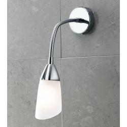 Hefe Nettuno - væglampe med flexarm