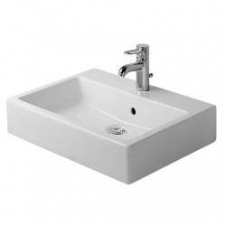 Duravit Vero håndvask. 60x47cm Wondergliss