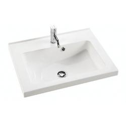 Dansani Vask Allegro 60 cm marmor hvid