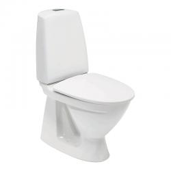 * Ifø Cera 2 skyls toilet med skjult s-lås