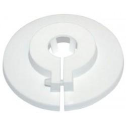 Plastroset Hvid 10 MM