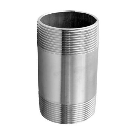 Nippelrør 1/4 - 100 MM