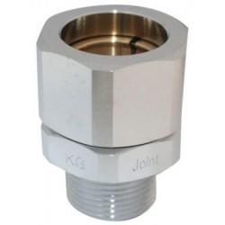 ½ Union-nippel t/flex.gasrør