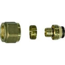 Uponor 12x1,7mm3/4 Kobl.sæt