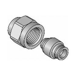 Uponor komp.kobling 16mm x1/2
