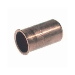 Støttebøsning 22mm T/cu