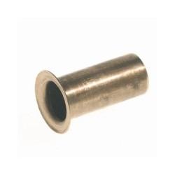 Støttebøsning 22mm T/pex