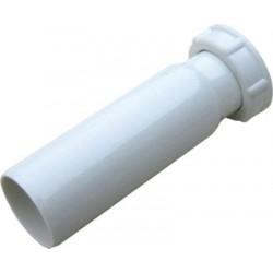 Pp tilslutningsrør 2  -50mm