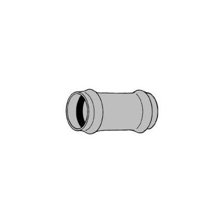 PVC skydemuffe 63mm